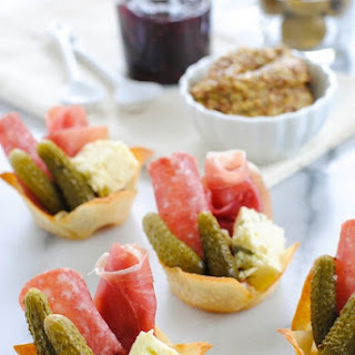 Charcuterie Party Cups
