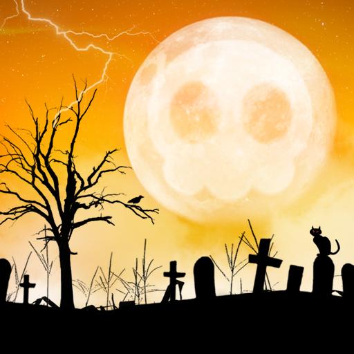 恐怖之夜專業版動態桌布 Horror Night 個人化 App LOGO-APP試玩