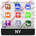 New York NOMADA Maps icon