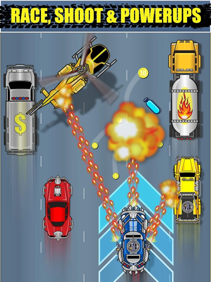 Road Riot Screenshot 6
