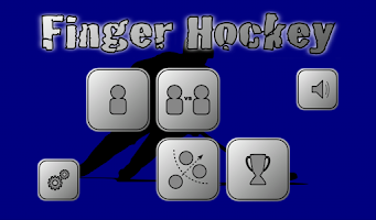 Screenshot of Finger Hockey