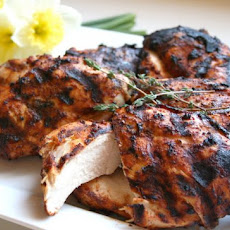 Chicken Breasts With Spicy Rub