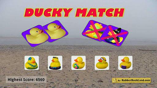 Ducky Match