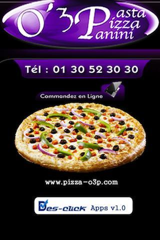 Pizza o3p