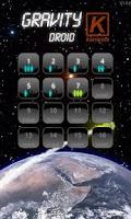 Screenshot of Gravity Droid