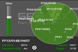Screenshot of GeoMax FreeTAF