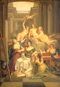RIJKS: Benjamin Samuel Bolomey: painting 1790