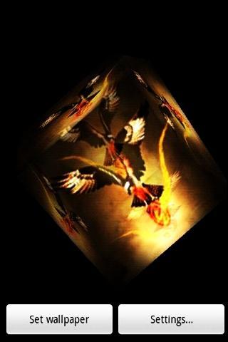 3D Eagle 080