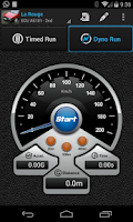 Screenshot of PerfExpert - Dyno & Timed Run