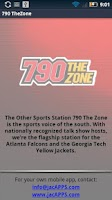 Screenshot of 790 The Zone