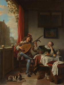 RIJKS: Hendrick Martensz. Sorgh: painting 1661