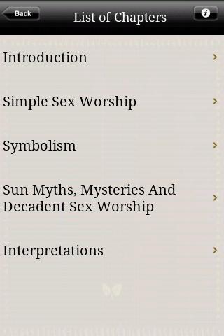 【免費書籍App】The Sex Worship and Symbolism-APP點子
