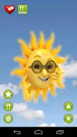 Screenshot of Talking Solar Sun