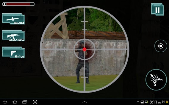 COMMANDO COUNTER STRIKE:ATTACK APK screenshot thumbnail 18