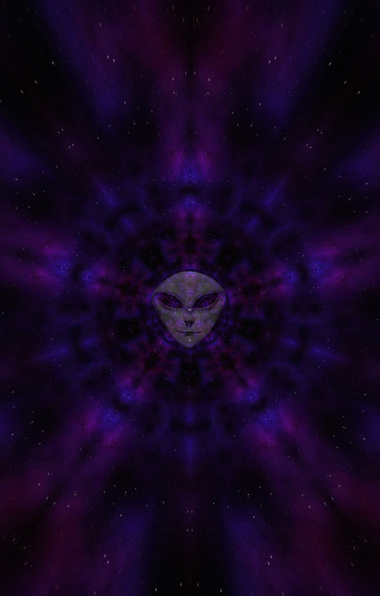 Runner in the UFO - Visualizer Screenshot 14