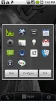 Screenshot of App Launcher
