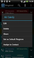 Screenshot of Ringdroid - Ringtone Maker