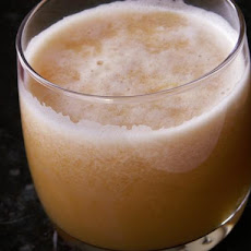 Frothy Melon Juice