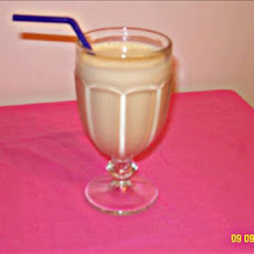 Banana Scotcheroo Milk Shake