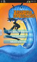 Screenshot of Surfing Keyboard