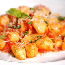 Gnocchi with Tomato Sauce