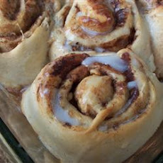 Walnut Cinnamon Rolls