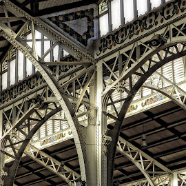 Modernist architecture by Carmen Piqueras - Buildings & Architecture Architectural Detail