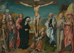 RIJKS: Cornelis Engebrechtsz.: painting 1510