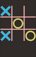 Screenshot of Tic-Tac-Toe of the strongest