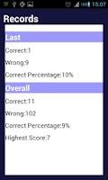 Screenshot of Tutor FRM 1 Quant Analysis