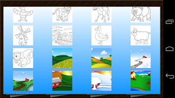 Screenshot of Cloud Doodle - Color & Draw