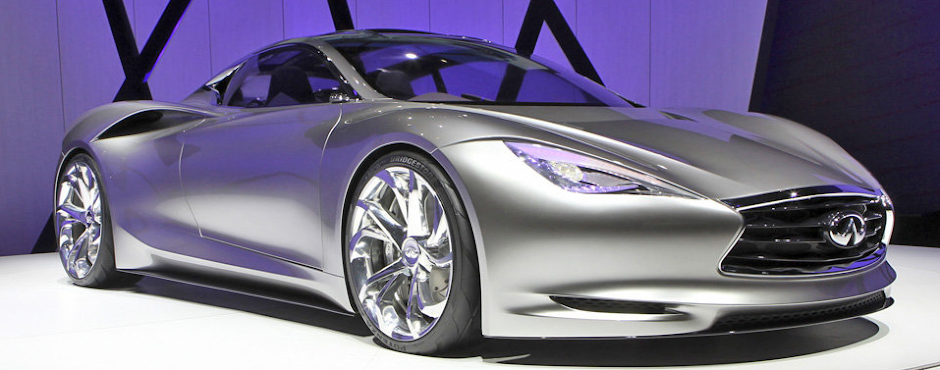 Infiniti to Launch Hybrid Sports Car