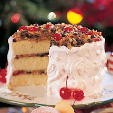Holiday Lane Cake