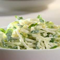 Green Parsley Slaw