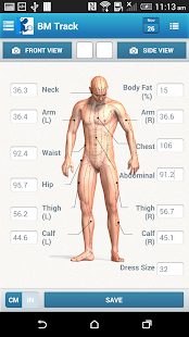 Fitness Buddy : 1700 Exercises Screenshot