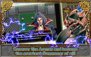 Screenshot of RPG Seven Sacred Beasts