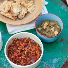 Roasted-Red-Pepper Dip