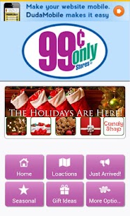 Buy 99 Cents Only Products - screenshot