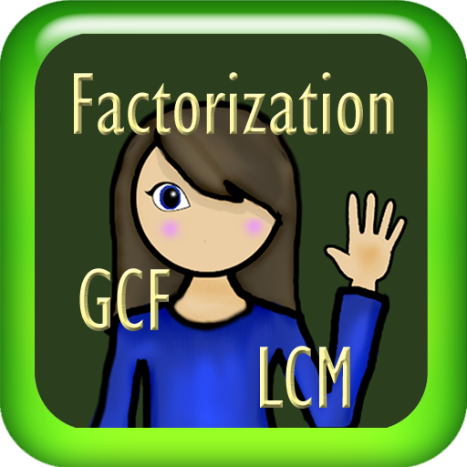 Factorization, GCF and LCM LOGO-APP點子
