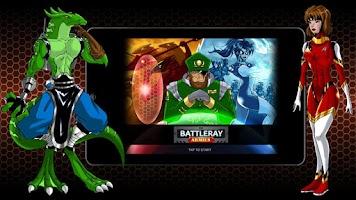 Screenshot of Battleray Armies Beta