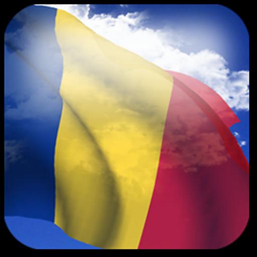 3D Romania Flag APK Cracked Download