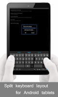 Screenshot of Jelly Bean Keyboard 4.3 Free