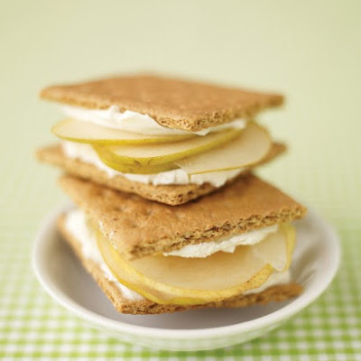 Graham-Cracker Sandwiches