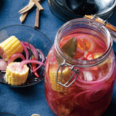 Quick-Pickled Corn