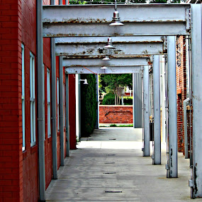 Gateway... by Keri Butcher - Novices Only Street & Candid