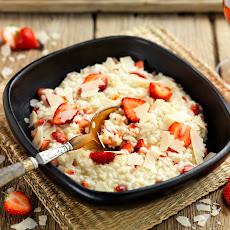 Strawberry Risotto by Gennaro