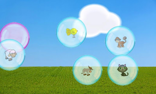 無料教育Appの幼児のための泡|記事Game