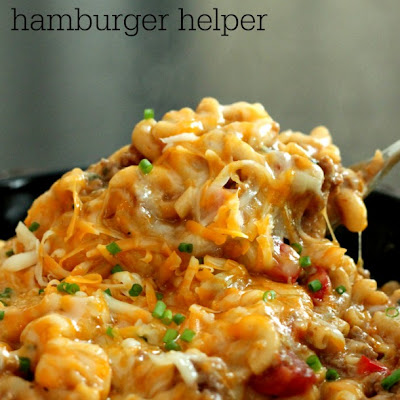 Easy Homemade Hamburger Helper