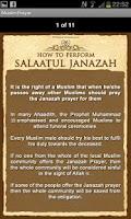 Screenshot of Salaah: Muslim Prayer