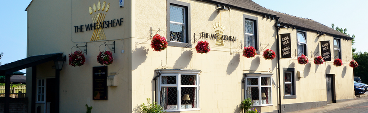 The wheatsheaf- Woodplumton